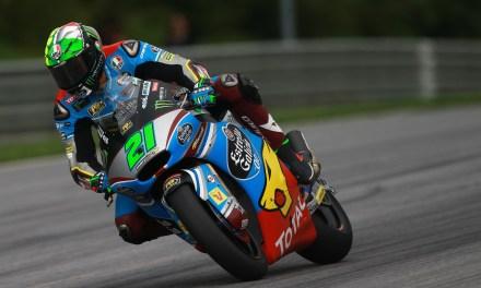 Morbidelli y Márquez completan un primer día muy movido en Austria