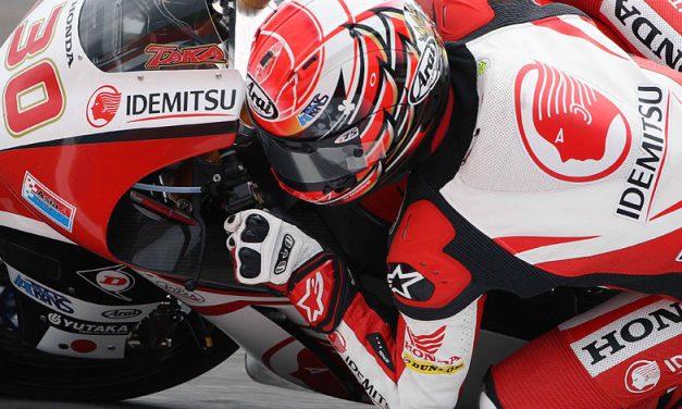 Gran triunfo de Nakagami en Moto2 en Silverstone