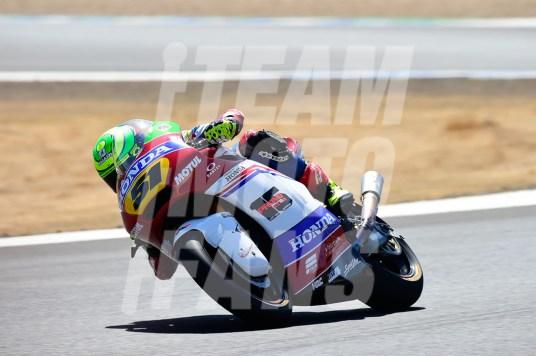 Eric Granado, Teammotofans, Circuito de Jerez, #YD, Yiyo Dorta, FIM CEV Repsol