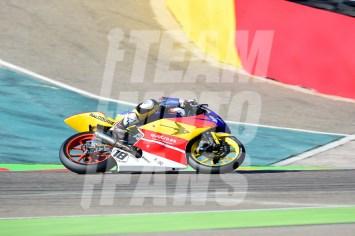 Manuel González, Teammotofans.com, #YD, Circuito Motorland Aragón, European Talent Cup,
