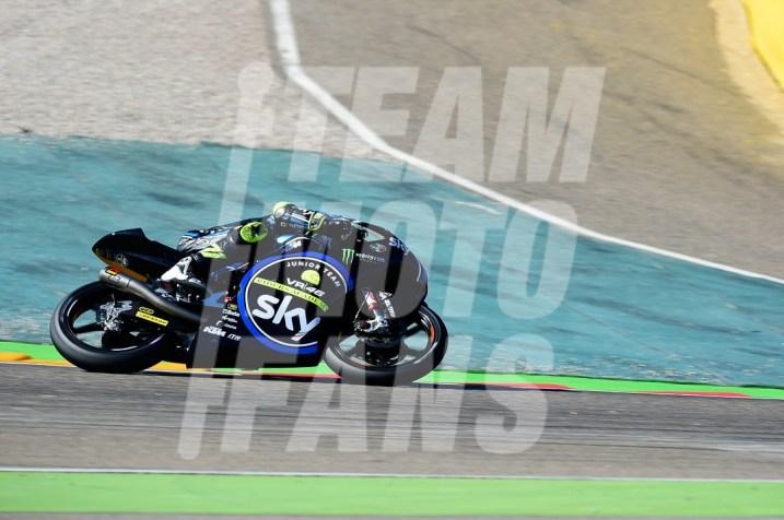Dennis Foggia, Teammotofans, #YD, Circuito Motorland Aragón, Moto3,