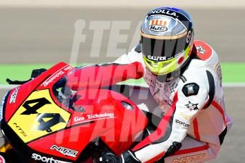 Steven Odendaal, Teammotofans.com, #YD, Circuito Motorland Aragón, Moto2,