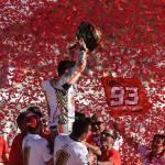 Márquez consigue su sexto mundial