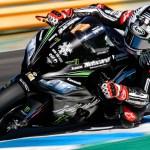 Jonathan Rea el más rápido en los test WSBK de Jerez