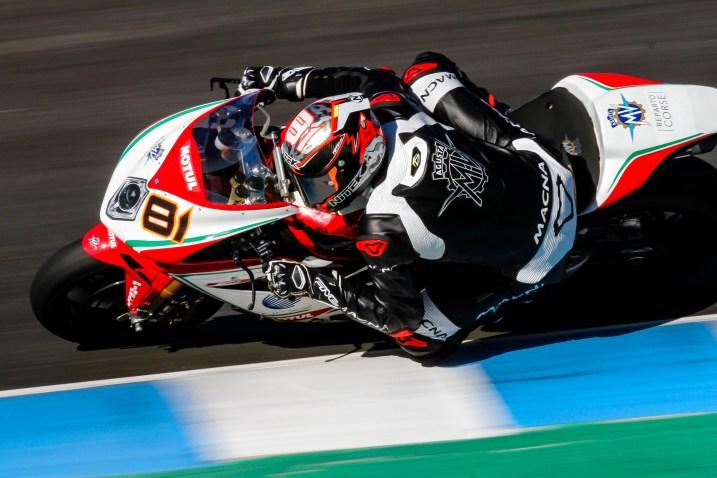 Jordi Torres, Circuito de Jerez, Mundial WSBK