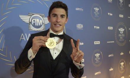 Gala FIM: Campeones del mundo 2017 premiados en Andorra