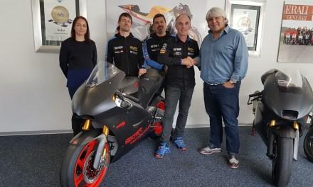 Forward Racing con Suter en el Mundial de Moto2
