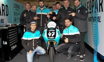Espectacular victoria de Manuel Pagliani y el Leopard Junior Team en Estoril