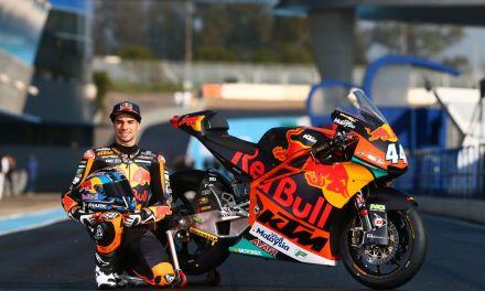Miguel Oliveira: «Tener más motos KTM en la parrilla es una nueva motivación»