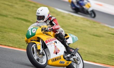 El Circuit Ricardo Tormo celebra el Racing Legends con Carlos Lavado como estrella invitada