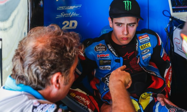 El Junior Team Estrella Galicia 0,0 comienza la temporada en Estoril