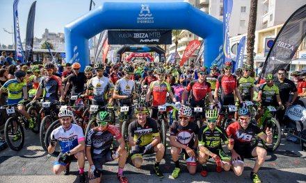 El mundo del motor se vuelca con La Vuelta a Ibiza en Mountain Bike