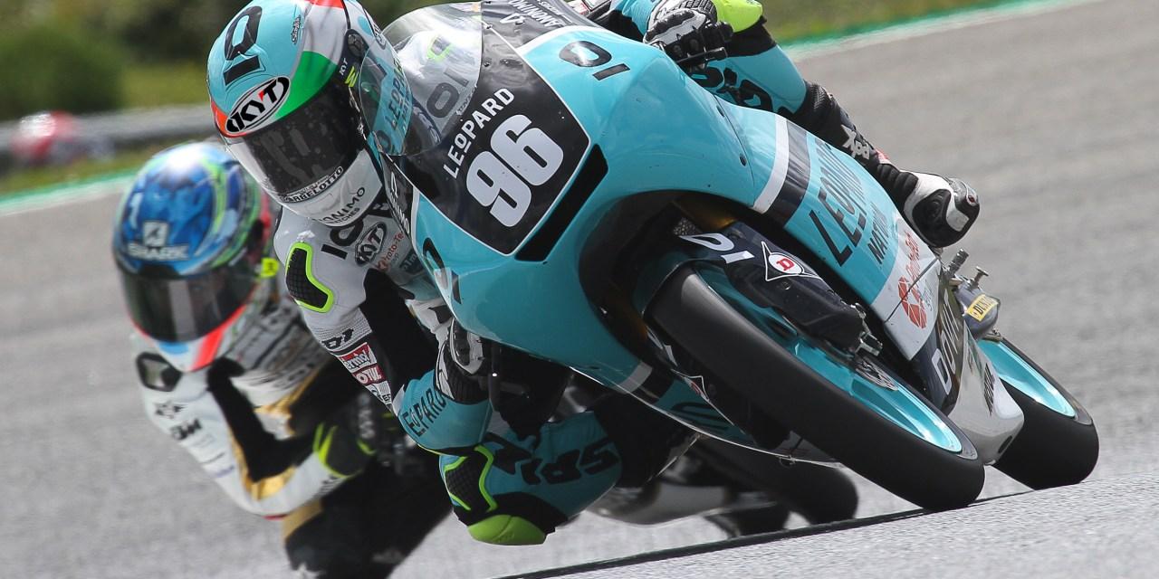 Pagliani y el Leopard Junior Team defienden el liderato en el Circuit Ricardo Tormo