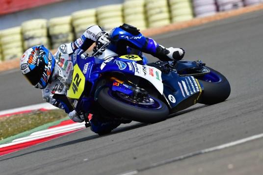 Yamaha Stratos, David Checa