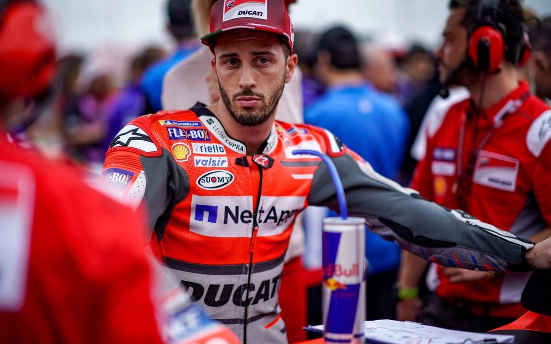 El Ducati Team llega a Texas para la tercera cita del Mundial de MotoGP.