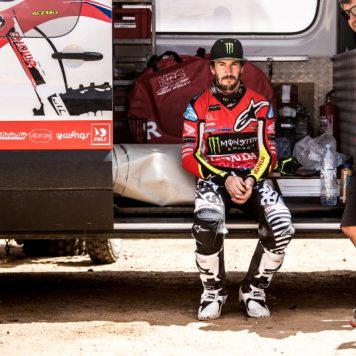 Rally - Monster Energy Honda Team