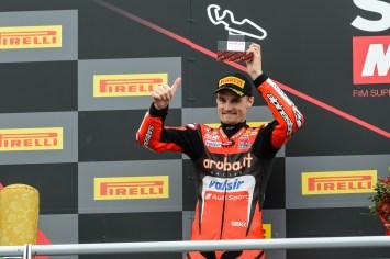 Chaz Davies, Aruba.it Racing, Circuito de Motorland Aragón