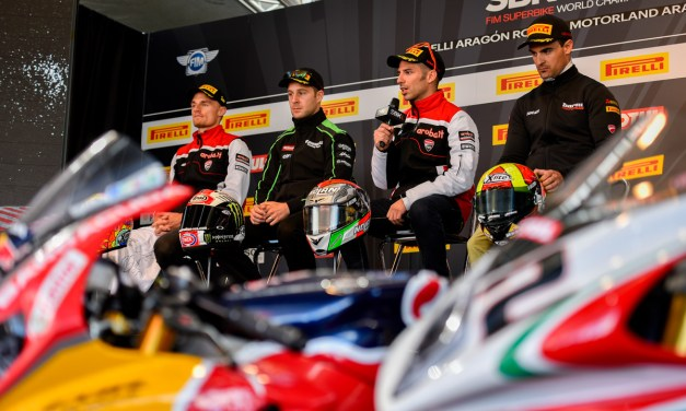 Las redes sociales de MotorLand se volcarán en la transmisión de las Superbikes