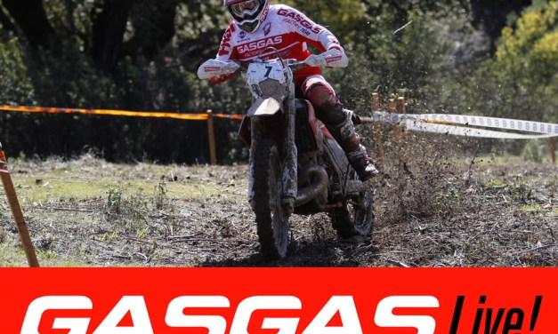 GasGas Live! vuelve este domingo con el Campeonato de España de Enduro en Castellón