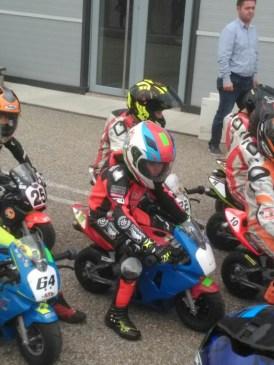 Champi Woman Racing
