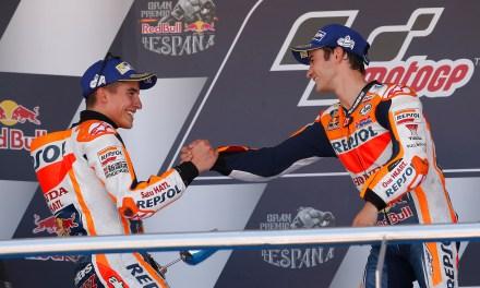 Márquez y Pedrosa vuelven a Europa