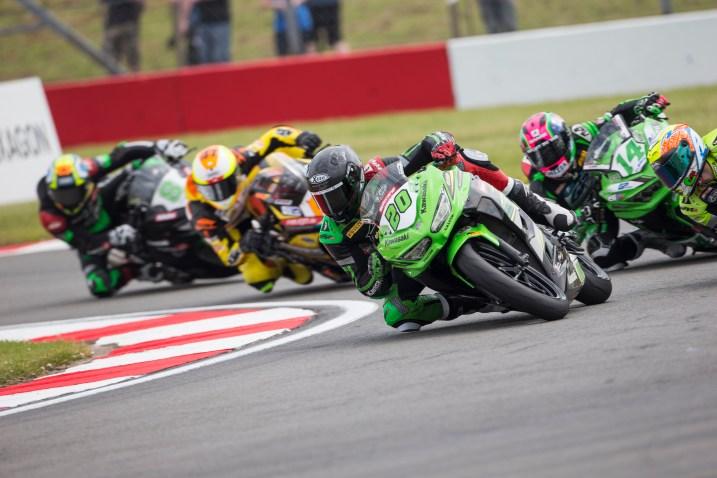 Dorren Loureiro, DS Kawasaki Junior Team, Donington Park, teammotofans.com