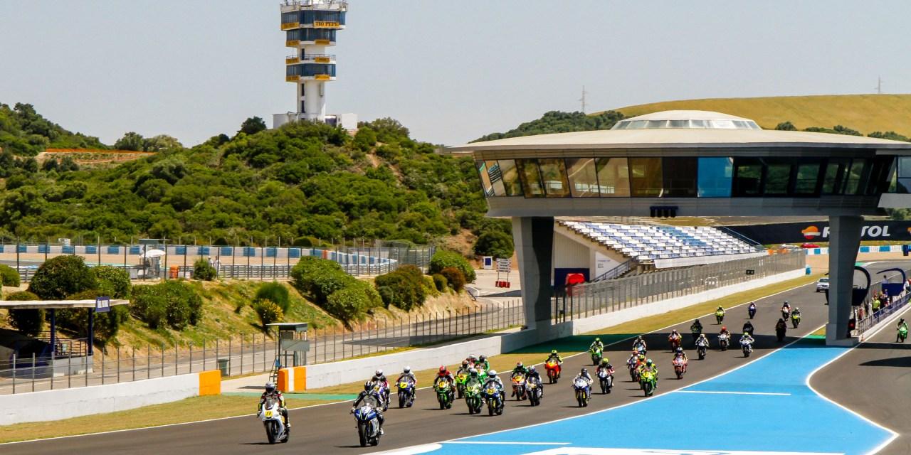 Jerez acoge la cita del Campeonato Andaluz de Velocidad