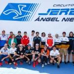 EL CIRCUITO DE JEREZ-ÁNGEL NIETO RINDE HOMENAJE AL PILOTO DE MOTOCICLISMO ESPAÑOL MÁS LAUREADO