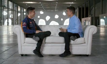 La entrevista imposible: Márquez sorprende a Márquez