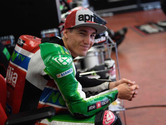 Aleix Espargaró, Aprilia Racing Team Gresini MotoGP