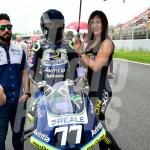 Fallece Andreas Pérez Manresa piloto de Moto3 del FIM CEV Repsol