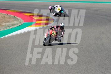 www.teammotofans.com, @yiyodorta, #YD, FIM CEV Repsol, Circuito de Motorland Aragón, Moto2