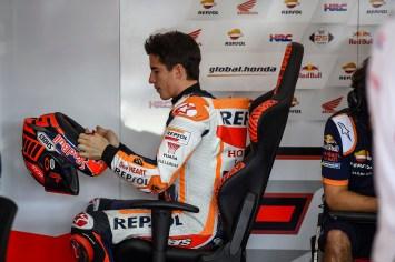 Marc Márquez, Honda Repsol, Test Circuito de Sepang