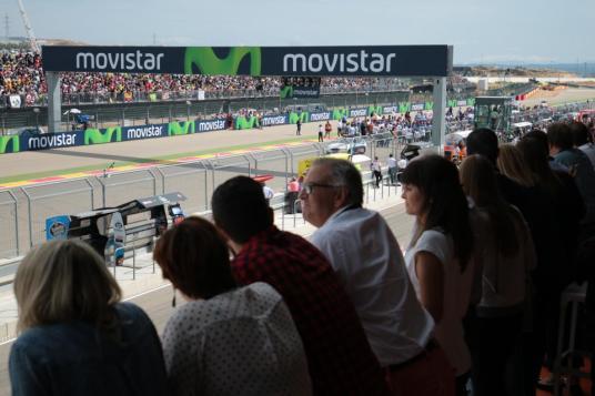 Circuito de Motorland Aragón, WSBK, MotoGP