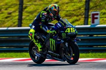 Valentino Rossi, Monster Energy Yamaha MotoGP, Test Sepang