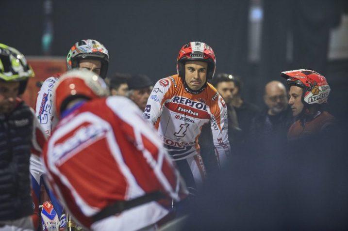 Toni Bou, Respol Honda Team Trial