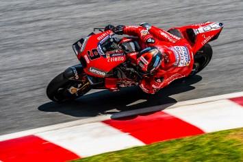 Danilo Petrucci, Misión Winnow Ducati