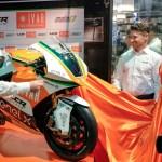 Se presenta el LCR-E Team en Brescia