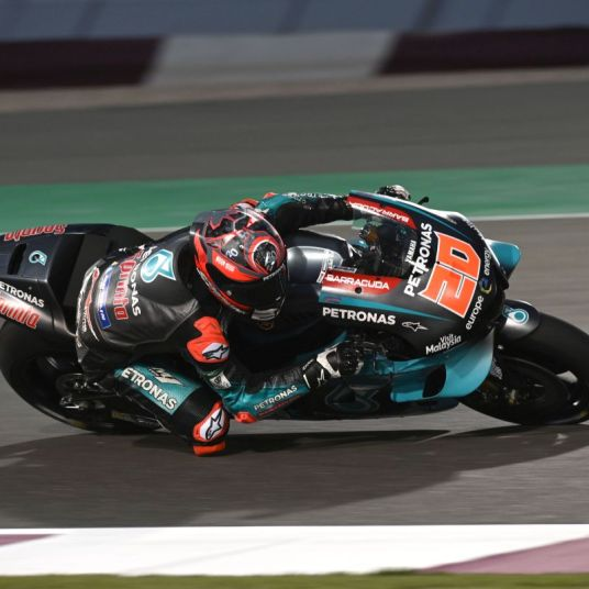 Quartararo, Qatar MotoGP test Feb 2019