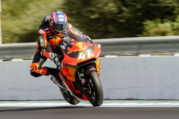 Test Jerez, Brad Binder