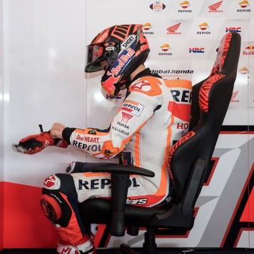 Marc Márquez, Repsol Honda Team, Test Sepang 2019