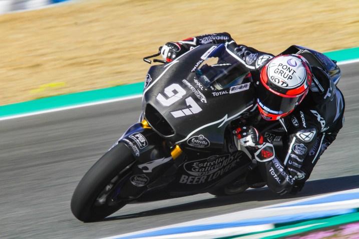 Xavi Vierge, Moto2, Circuito de Jerez Ángel Nieto