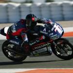 Los equipos de Moto2 y Moto3 cierran su primer entrenamiento del año en el Circuit Ricardo Tormo