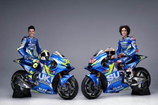 Joan Mir, Álex Rins, Suzuki Ecstar, MotoGP