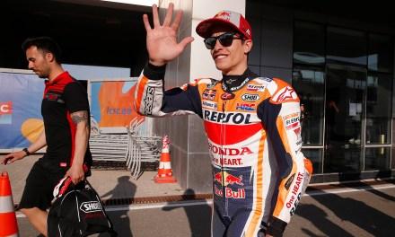 Márquez y Lorenzo afrontan con optimismo el Gran Premio de Argentina