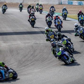 CIV - Circuito de Jerez , Yamaha R1 Cup