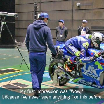 Suzuki Ecstar Team MotoGP, Álex Rins, Joan Mir