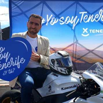 Fran Alonso, #YoSoyTenerife