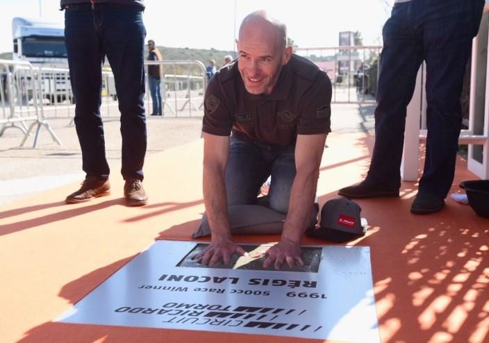 Racing Legends, Regis Laconi
