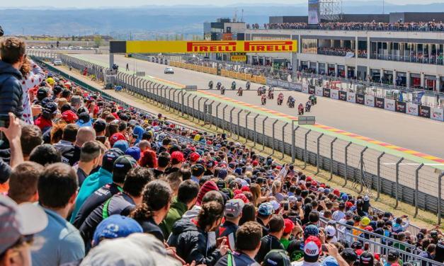 MotorLand Aragón sortea experiencias exclusivas para disfrutar del Campeonato del Mundo Motul FIM de Superbikes